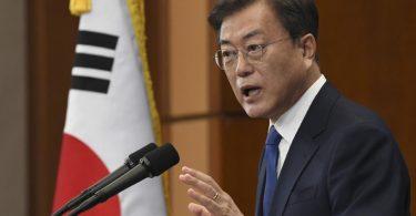 Coreia do Sul neutralidade de carbono 2050