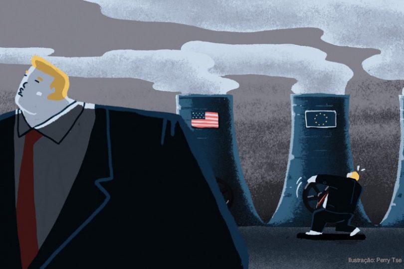 EUA Acordo de Paris