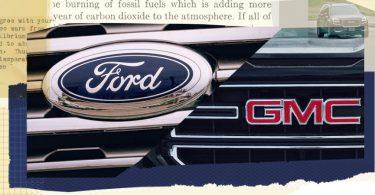 Ford e GM