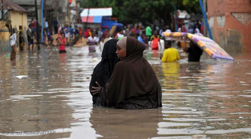 crise climática África