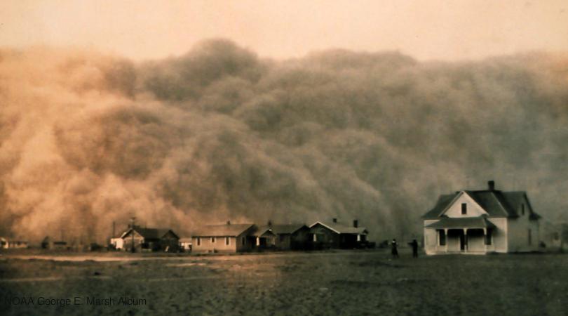 dust bowl EUA