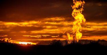 focos de emissão de metano