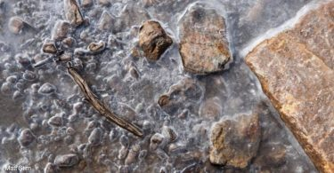 peças arqueológicas degelo