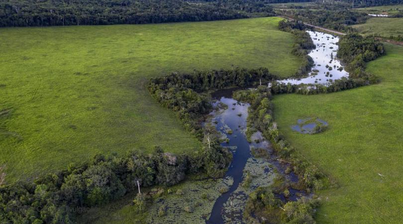 rios e lagos
