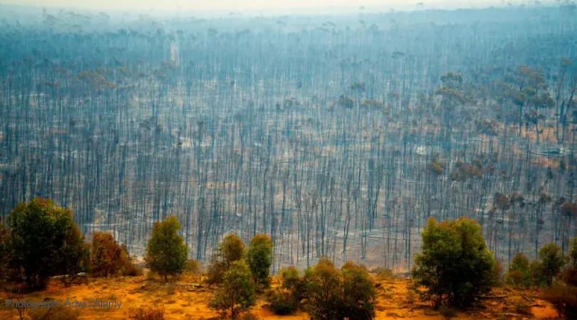 riscos climáticos