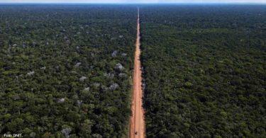 Amazônia nova rodovia