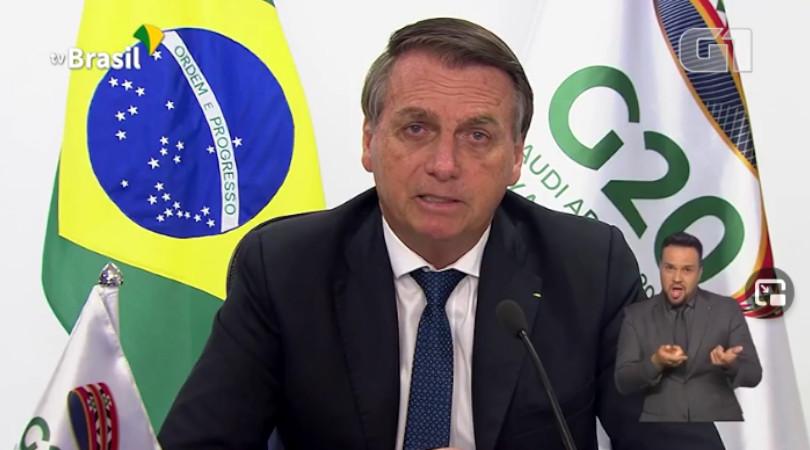 Bolsonaro G20