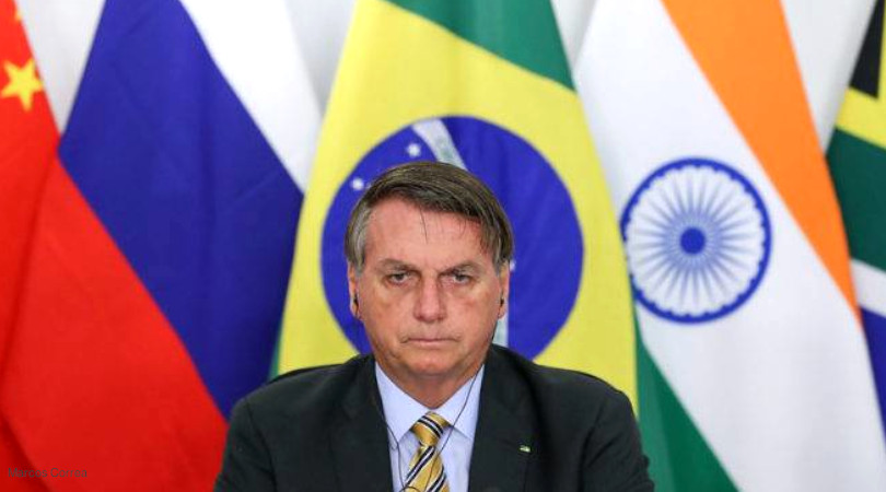 bolsonaro madeira ilegal BRICS
