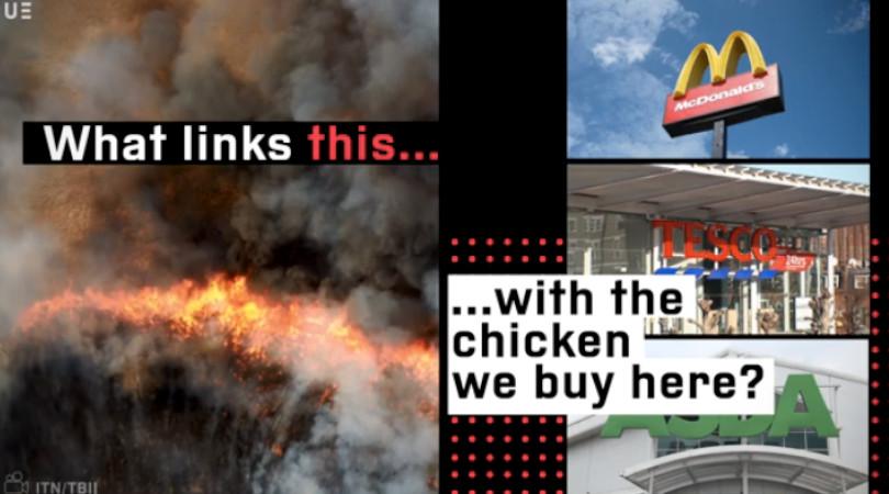 cargil UK supermercados
