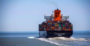 emissões do transporte marítimo