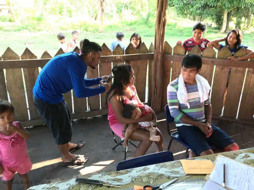 garimpo ilegal Mundurukus