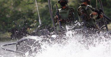 militarização Amazônia