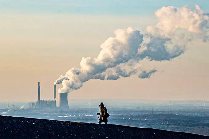pandemia emissões