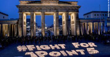 Acordo de Paris 5 anos escoriações