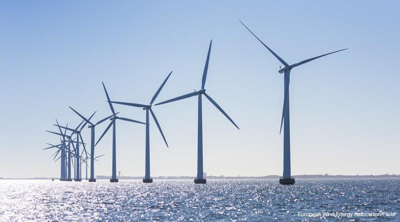 Dinamarca eólica offshore