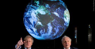 Reino Unido nova meta climática