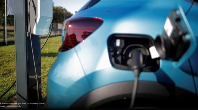 UE veículos elétricos