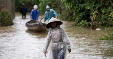 desastres climáticos Ásia-Pacífico