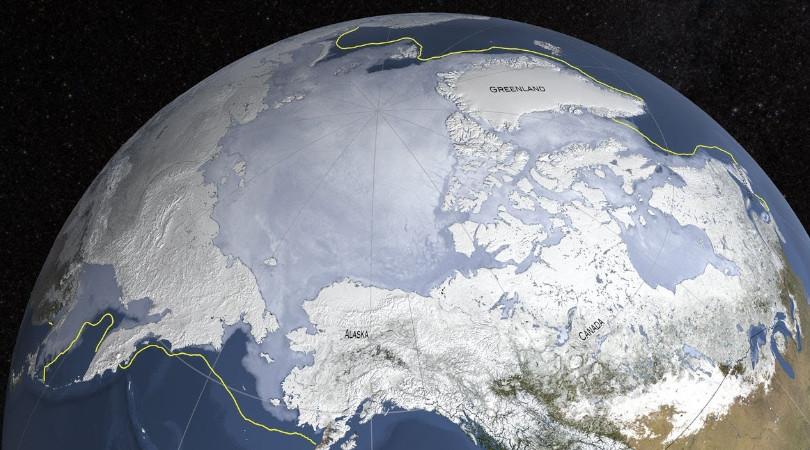 formação de gelo