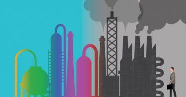 indústria do petróleo hidrogênio