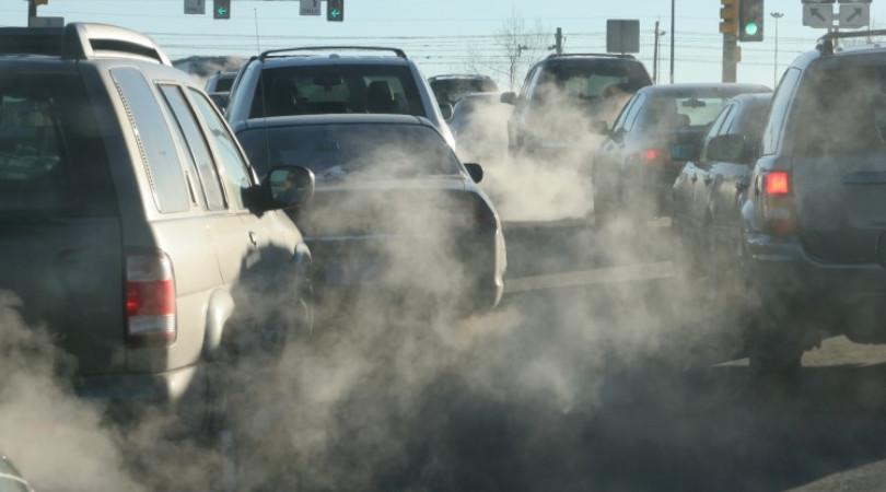 médicos poluição do ar
