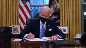 Biden Acordo de Paris