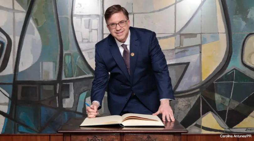 Biden embaixador Brasil