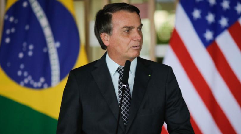 Bolsonaro joe biden