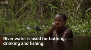 Nigéria vazamento de óleo