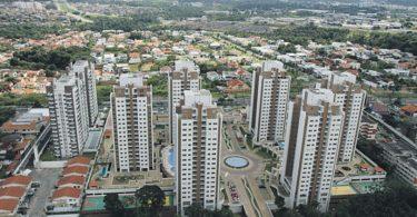 áreas urbanas Brasil aquecimento
