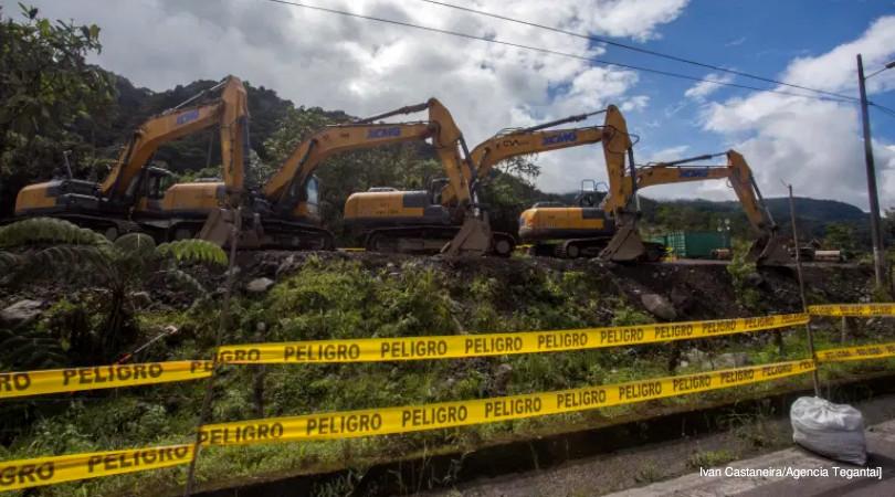 atividades extrativistas na Floresta Amazônica