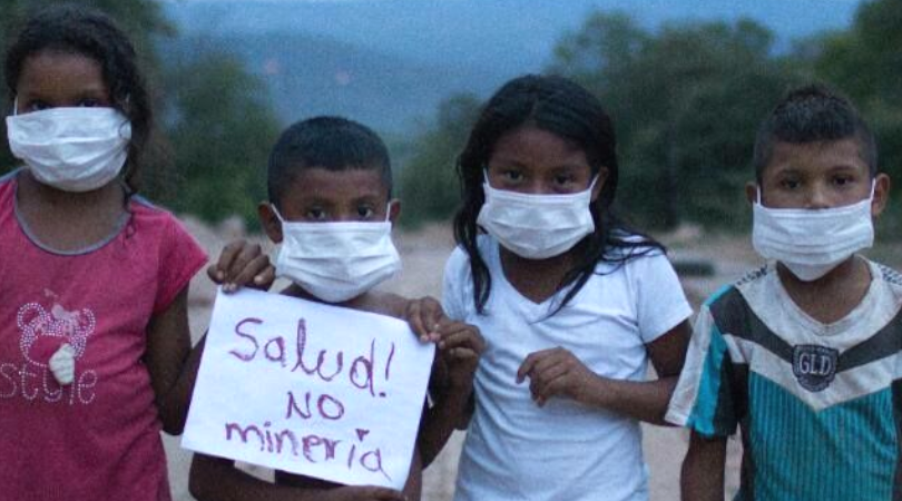 mineiradora Direitos Humanos Colômbia