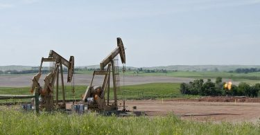 poços metano