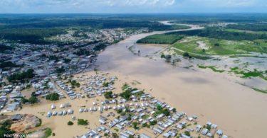 Acre enchentes