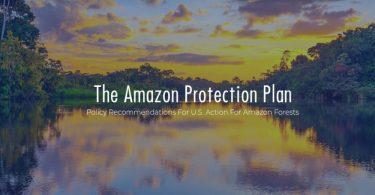 Biden Amazonian Protection Plan
