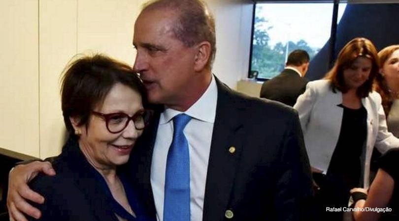 Centrão Teresa Cristina