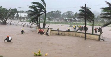 Fiji ciclone Ana