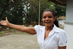 Maria Lucia Oliveira fala de racismo ambiental