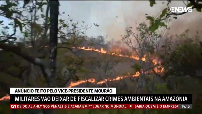 Mourão Amazônia light