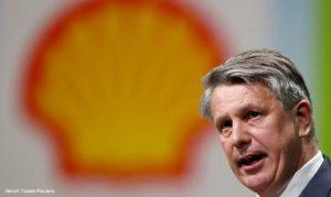 Shell gás