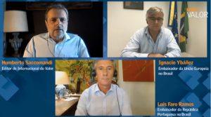 acordo comercial Mercosul-União Europeia