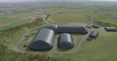 carvão Cumbria