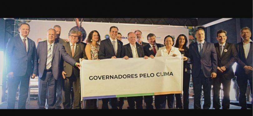 governadores pelo clima