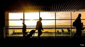taxação de viagens aéreas internacionais