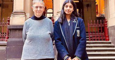 Austrália adolescentes litigância climática