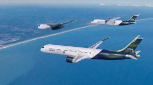 Aviões a base de hidrogênio
