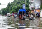 Índia eventos climáticos extremos