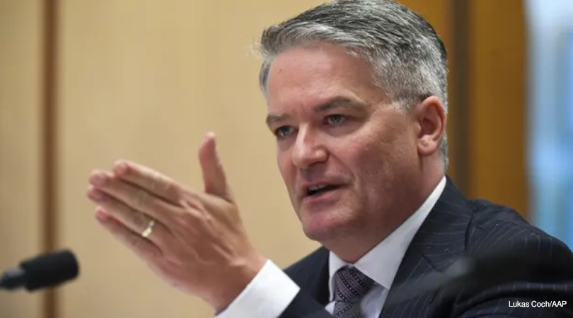 Mathias Cormann OCDE