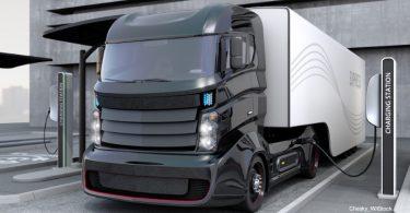 caminhões elétricos