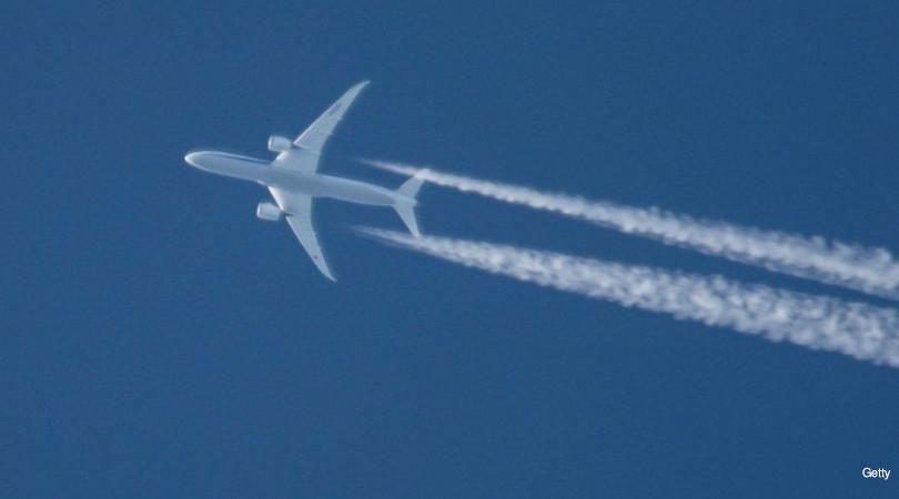 combustível de lixo aviação